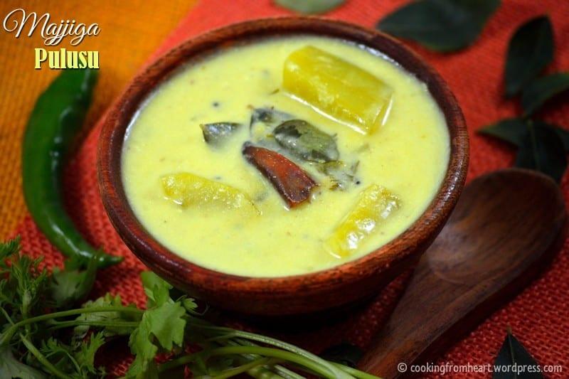 Majjiga Pulusu | Mor Kuzhambu | Mom's Recipe Series