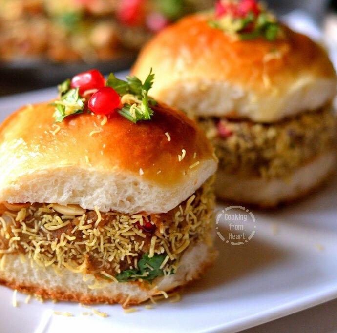 Kutchi Dabeli   Kachchi Dabeli   Street Food Recipes