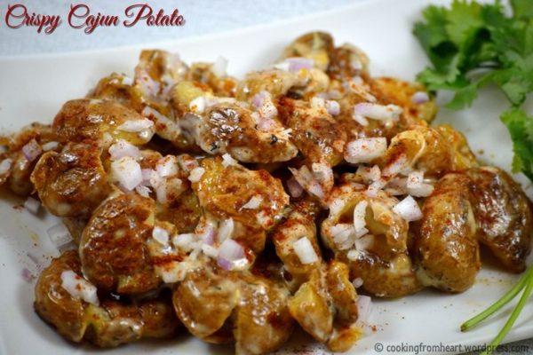 Crispy Cajun Potato