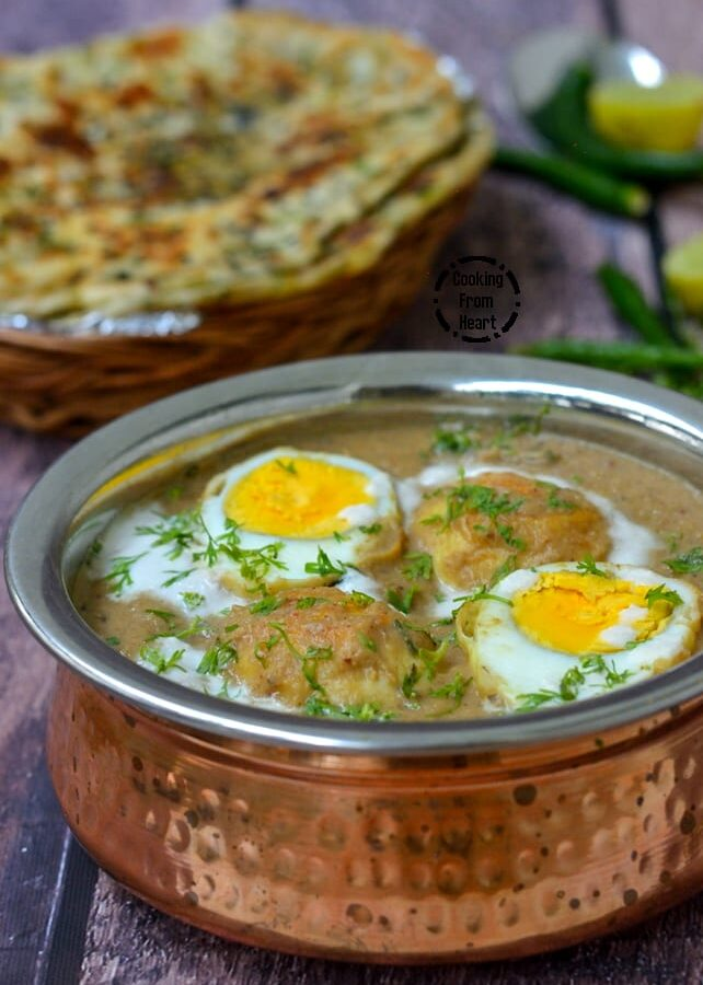 Mughlai Egg Curry