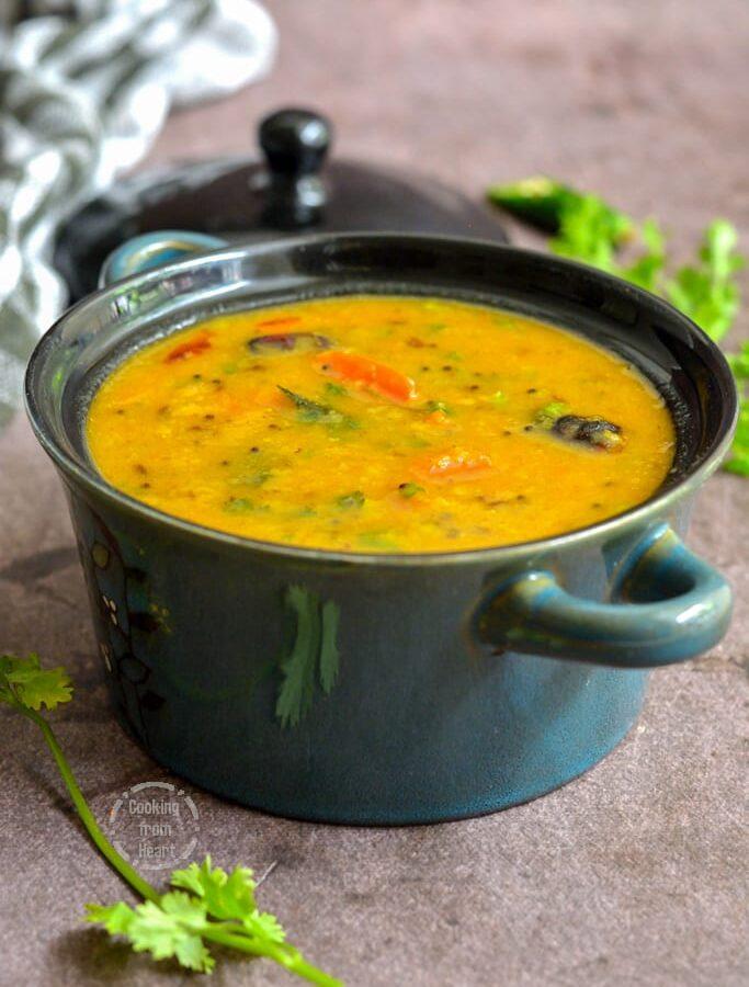Khatti Meethi Dal   Gujarati Dal Recipe