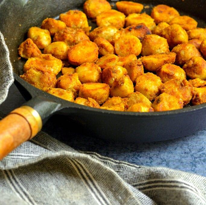 Seppankizhangu Roast   Chamadumpa Vepudu   Arbi Fry