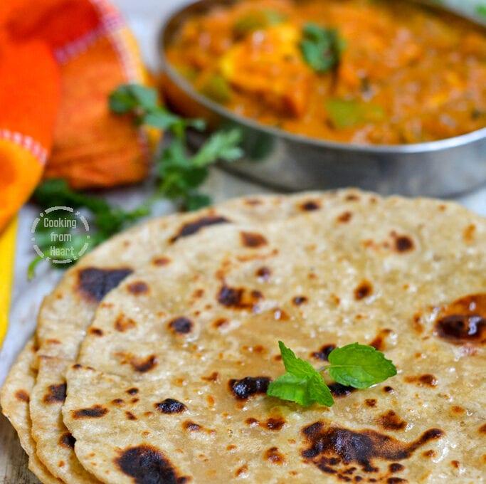 Sourdough Roti | Sourdough Chapati