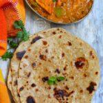 Sourdough Chapati
